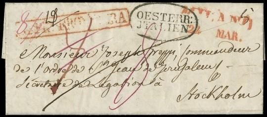 LOMBARDO VENETO 1846/48 - Insi...